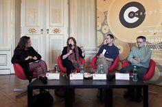 Conrad Festival 2014 - The Translator's Selection: French Language - pic. Konstancja Nowina Konopka