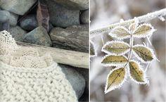 Høsten er på vei - og Du Store Alpakka har et nytt oppskriftshefte med garnet Hexa
