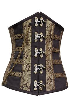 I love the Steampunk designs.  It reminds me of both the industrial age and women coming into their own.
