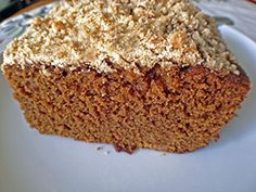 Shoo Fly Cake Recipe. This is an Amish recipe for shoo fly cake. It's very moist, delicious and super fast and easy to make. Almost as easy as a box cake, but MANY times better!