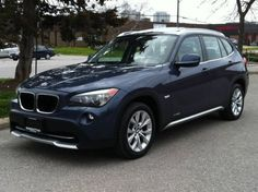 2012 BMW X1 28i X-DRIVE – BLUETOOTH|PANORAMIC|NO ACCIDENT (scarborough) $17888