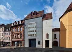 Haus der graphischen Sammlung Christoph Mäckler in Freiburg im Breisgau