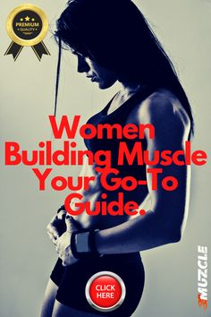 🟢 How to Build Muscle for Women ✔️ Three main questions are commonly asked about how to build muscle for women: 1) Can women grow muscle as efficiently as men? 2) Will bodybuilding turn females into bulky she-hulks? 3) And how can women gain tight, toned, lean muscle? Well, stick with me—because you're going to find the answers here. 💪🏼 #WomenBuildingMuscle #BuildMuscleforWomen Muscle Building Women, Muscle Building Tips, Build Muscle Mass, Gain Muscle, Fitness Facts, Health Fitness, Female Muscle Growth, Athlete Nutrition, Resistance Workout