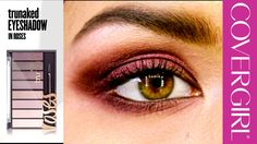 Romantic Eye Makeup Tips with NEW COVERGIRL trunaked Eyeshadow Palette (Dec 2015)