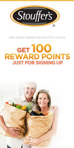 #Join #Stouffer's #Rewards & start earning #points from buying your favourite products!