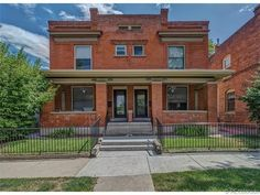 2312 N Ogden St, Denver, CO 80205 - Recently Sold Homes & Sold Properties - realtor.com® Looks like where Grandparents lived in 1940s and 50s