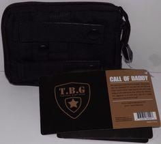 Tactical Baby Gear MOLLE Dump Pouch 2.0 (Black) #TBG