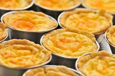 Mais uma herança da culinária portuguesa. Sãotão boas, tão boas que não dá vontade de parar de comer.