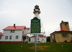 Whitefish point lighthouse, MI. By: Fulisa Shepherd