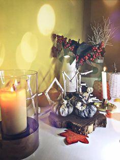 Textiles, Fall Pumpkins, Fall Decor, Birthday Cake, Table Decorations, Diy, Home Decor, Vintage, Decoration Home