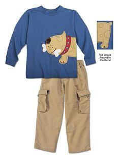 Boys Clothing by Mulberribush