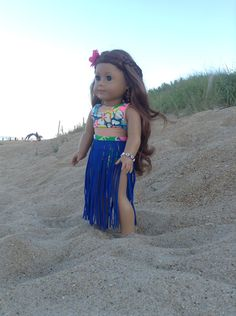 Guest Post: American Girl Doll Swimsuit Review!