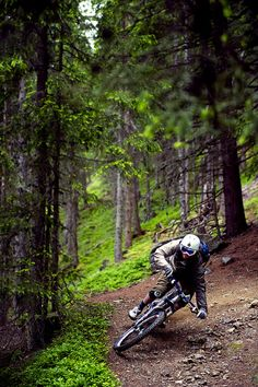 Downhill DH, It is!