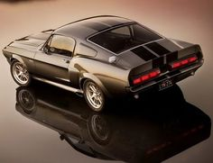 Eleanor-1967 Ford Mustang Shelby GT500 - Pinterest Cars & Motorcycles