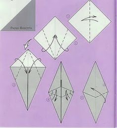 Planet Origami: Lots of Diagrams