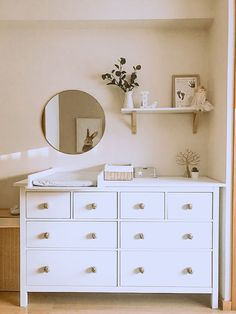 Baby Girl Nursery Room İdeas 823314375616902419 - Home Remodel Additions Source by IndustriallDecorr Whimsical Nursery, Baby Nursery Decor, Baby Decor, Project Nursery, Nursery Room, Girl Nursery, Nursery Ideas, Room Ideas, Baby Boy Rooms