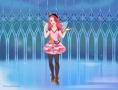 Snow-Queen-Scene-Cupid by autumnrose83 on DeviantArt