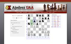 Personalización de la interface gráfica de una plataforma de ajedrez online.