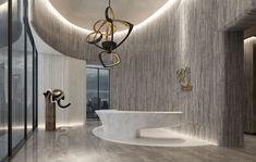 Global Architecture & Design Awards 2018 First Award Home Cinema Room, Sales Office, Home Cinemas, Zaha Hadid, Design Awards, Interior Design Living Room, Contemporary Design, Design Projects, Architecture Design