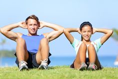 The core element of an effective, efficient running performance is properly training your core muscles.