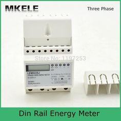 27.72$  Watch now - http://aliwft.shopchina.info/go.php?t=32801927846 - small three phase MK-LEM022SJ mini Din Rail Electronice Energy Meter  #buyonlinewebsite