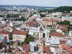 Lviv , ukraine.