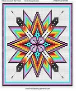 Native American Beading Patterns | Sioux-blesse Oblige | Bead Native ...