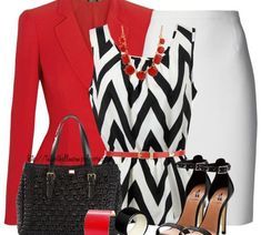 10 Power Dressing Styles For Working African Women – Set 1