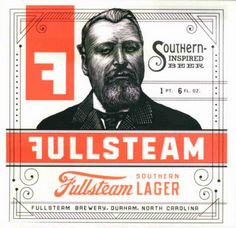 Brewminer - Fullsteam Southern Lager by mcreed