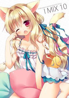 Kawaii Neko Girl