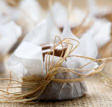 No Matter How You Wrap Them, Gifts Of Homemade Candy Are Always A Hit At Christmas