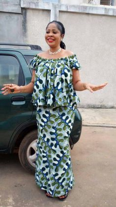 Must See Ankara Skirt Designs For Ladies - Afro Fahionista African Maxi Dresses, African Fashion Ankara, Latest African Fashion Dresses, African Dresses For Women, African Print Fashion, Africa Fashion, African Attire, African Wear, African Women