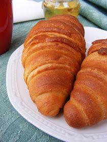 szeretetrehangoltan: Croissant tönkölylisztből
