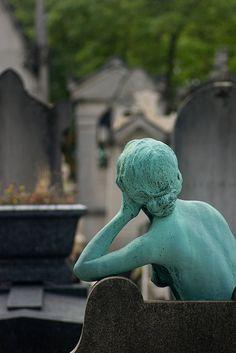 Pere Lachaise Cemetery - Paris, France