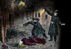 Jack the Ripper eli Viiltäjä-Jack tappoi vuonna 1888 Lontoossa viisi prostituoitua julmalla tavalla, minkä jälkeen hän katosi jäljettömiin. Hänen henkilöllisyydestään on useita teorioita, joista jotkin ovat uskottavampia kuin toiset.