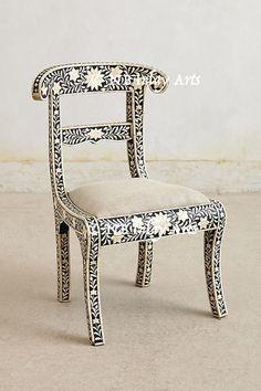 Unique Furniture, Home Furniture, Furniture Design, Furniture Chairs, Deco Furniture, Plywood Furniture, Chair Design, Design Design, Painted Chairs