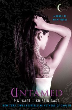 Book 4 of the House of Night series.  Just started it today.