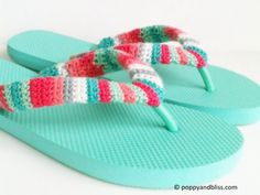 Fab-ify your flip flops