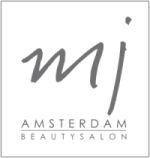 #MJ #amsterdam #beautysalon #beautyaward 2014 #beautyaward2015 #logo