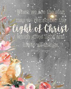 Merry Christmas Quotes Jesus, Best Christmas Quotes, Merry Christmas Wishes, Christmas Phrases, Primary Christmas Gifts, Christmas Favors, Christmas 2019, Christmas Decor, Watercolor Artwork