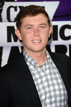Scotty McCreery - Arrivals at the CMT Music Awards — Part 2