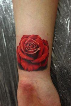 Rose Tattoos | The Best Flower Tattoos