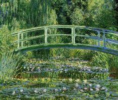 Water Lily Pond, 1899 (blue) by Claude Monet - art print from King & McGaw Water Lillies Monet, Water Lilies Painting, Les Nénuphars Monet, Monet Poster, Monet Wallpaper, Famous Art Pieces, Blue Poster, Print Poster, Monet Paintings