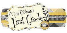 Erica Bohrer's First Grade