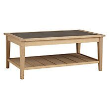 Buy John Lewis Croft Collection Lyall Coffee Table Online at johnlewis.com