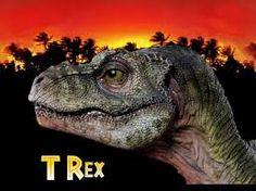 Resultado de imagem para t rex