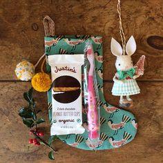 #stockingstuffers for Iris.  Cutest free pompom bunny pattern from JMurphyBears.com by... | Use Instagram online! Websta is the Best Instagram Web Viewer!