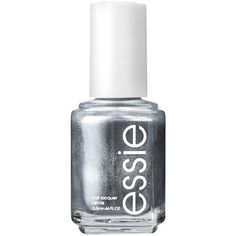 essie Winter 2015 Nail Polish ($8.50) ❤ liked on Polyvore featuring beauty products, nail care, nail polish, white, essie nail color, essie, white nail polish, essie nail polish and military fashion