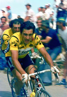 Giuseppe Saronni etapa17 del 1982 del Giro de Italia.