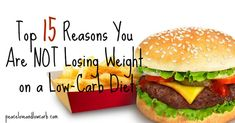 Low-carb diets are very effective. That is ascientific fact. However, as with any diet, people sometimes stop losing before they reach their desired weight. Here are the top 15 reasons why you're n…